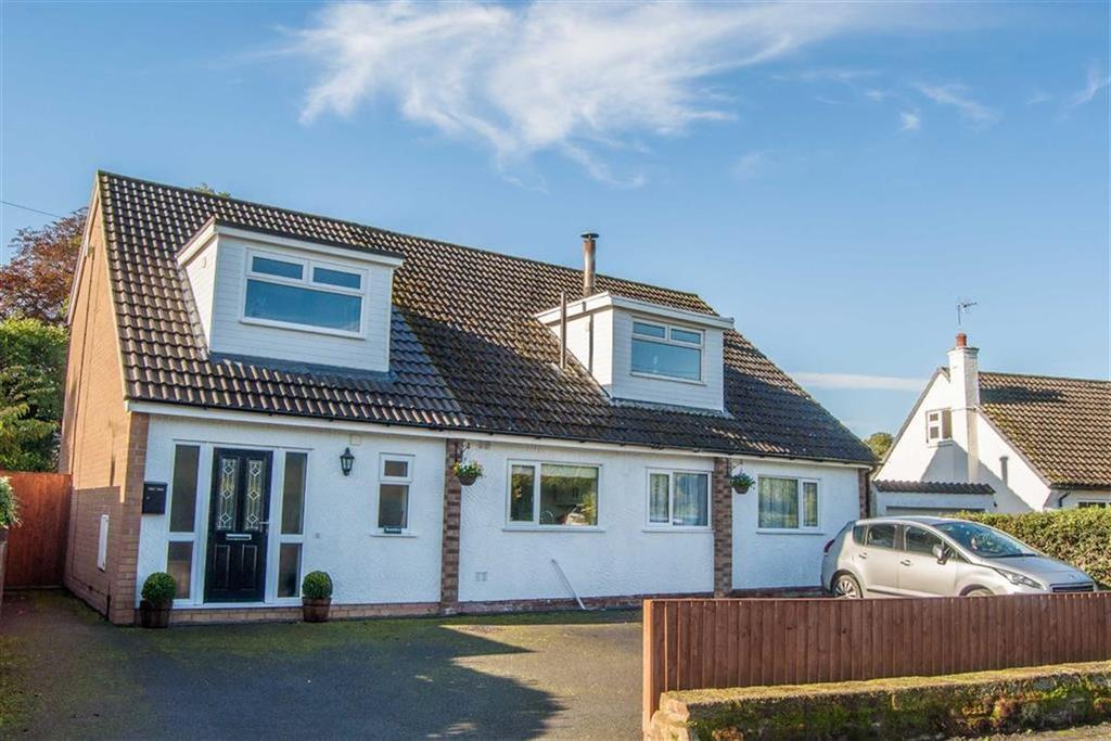 4 Bedrooms Detached House for sale in Burton Road, Rossett, Wrexham, Rossett