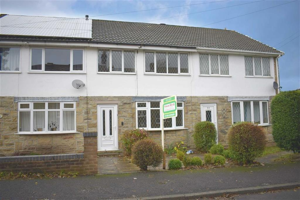 3 Bedrooms Terraced House for sale in Town End Road, Wooldale, Holmfirth, HD9