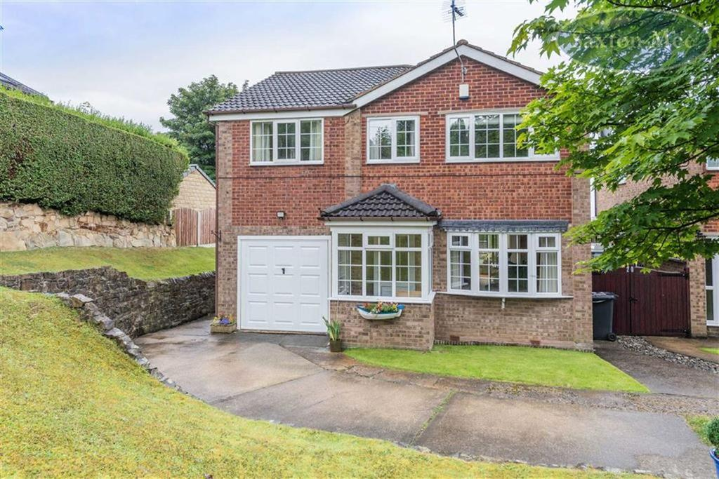 4 Bedrooms Detached House for sale in Leawood Place, Stannington, Sheffield, S6