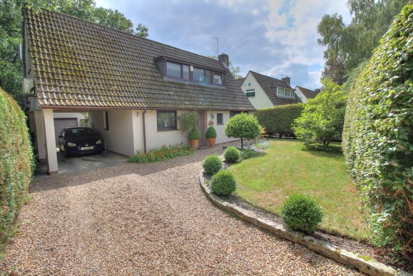 3 Bedrooms Detached House for sale in Heathfield Road, Hiltingbury, Chandlers Ford