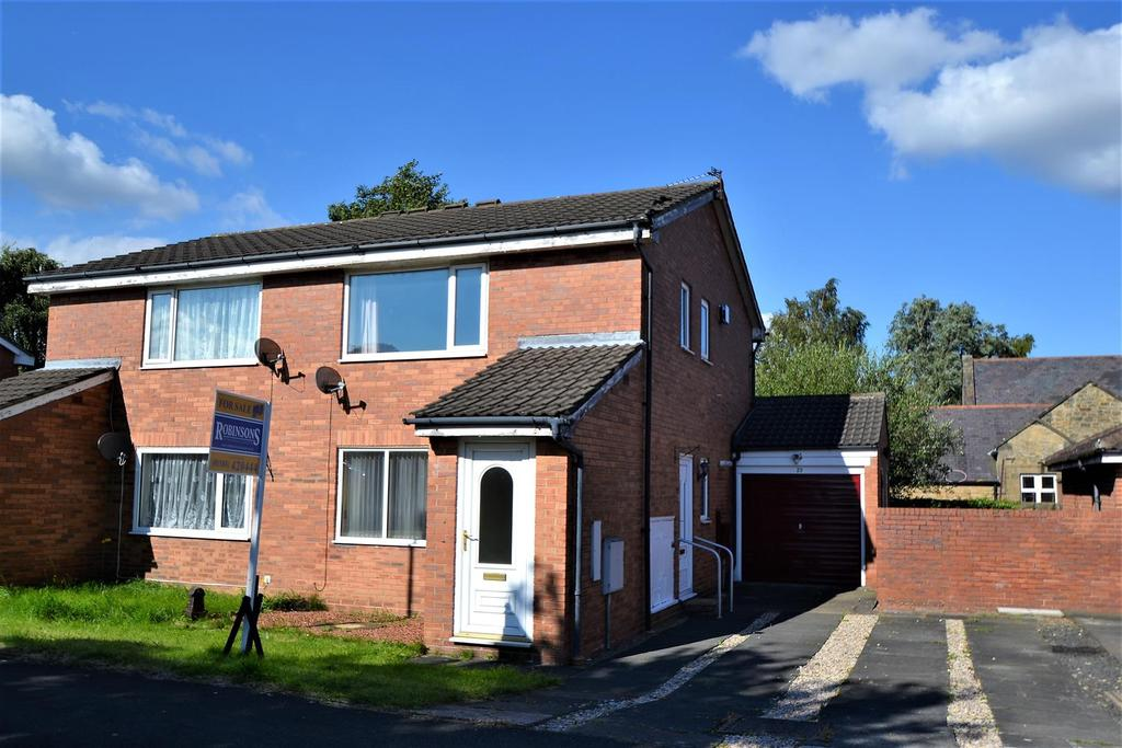 1 Bedroom Apartment Flat for sale in St. Pauls Close, Spennymoor