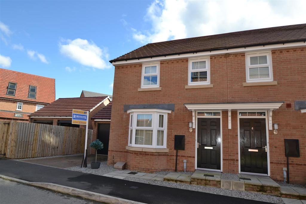 3 Bedrooms End Of Terrace House for sale in Ormesby Way, Spennymoor
