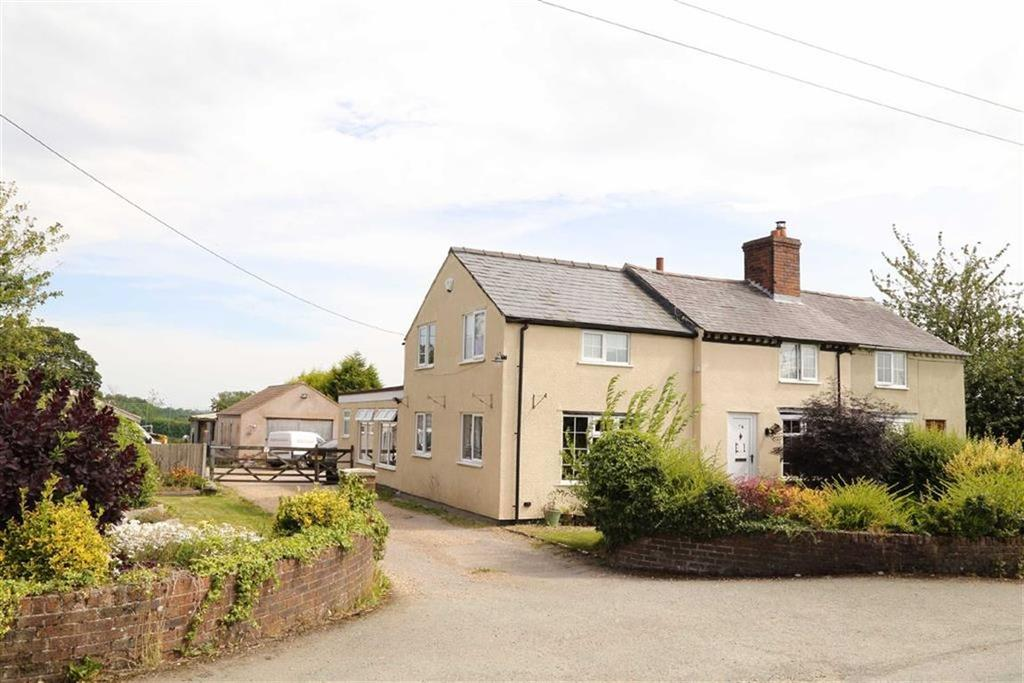 4 Bedrooms Semi Detached House for sale in Coton Wood, Nr Whitchurch, SY13