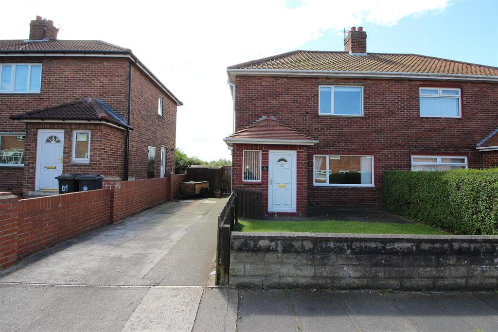 2 Bedrooms Semi Detached House for sale in Meadow Drive, Seaton Burn, Newcastle Upon Tyne