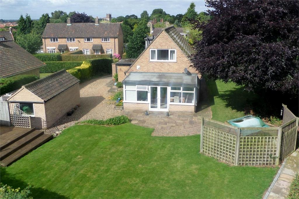 2 Bedrooms Detached House for sale in Spring Road, Market Weighton, York