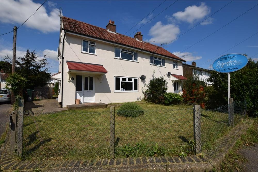 1 Bedroom Maisonette Flat for sale in Grove Crescent, Croxley Green, RICKMANSWORTH, Hertfordshire