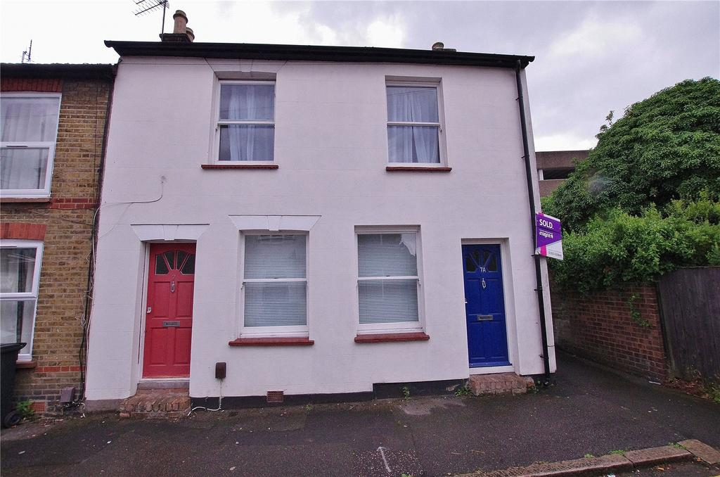 2 Bedrooms House for sale in Earl Street, Watford, Hertfordshire, WD17