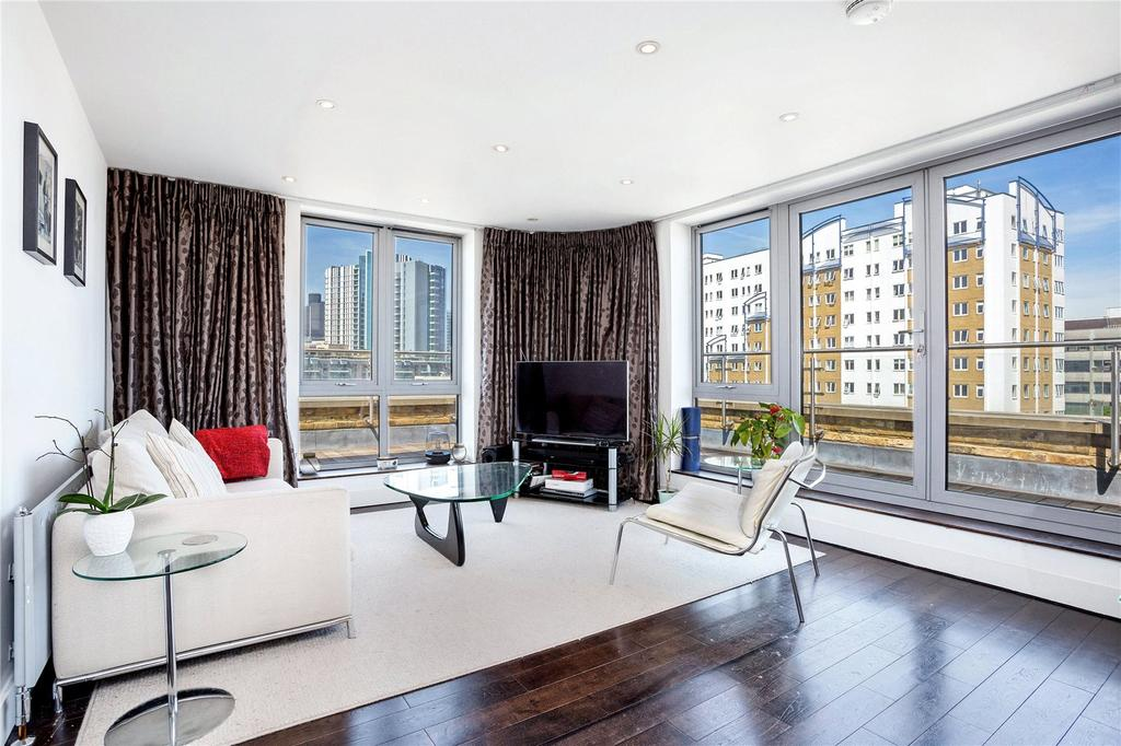 2 Bedrooms Penthouse Flat for sale in Bernhard Baron House, 71 Henriques Street, London, E1