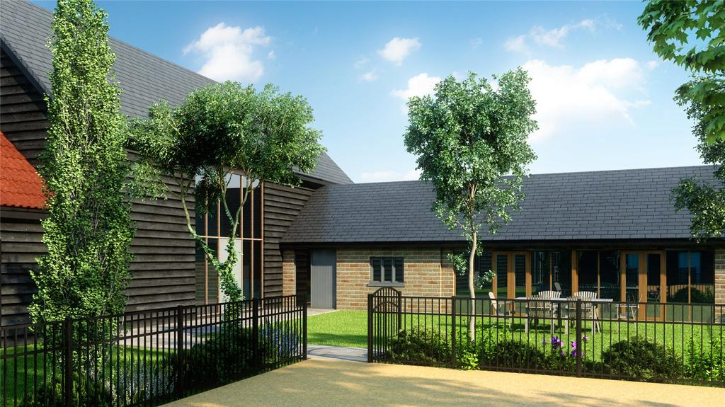 2 Bedrooms House for sale in Stonebridge Barns, Tempsford