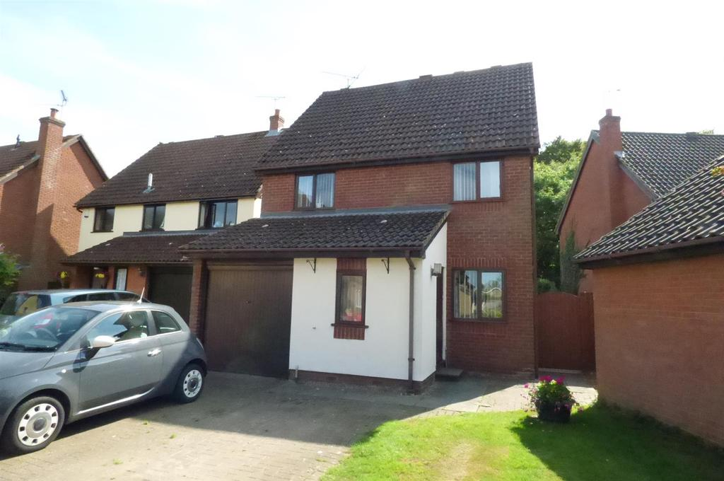 3 Bedrooms Detached House for sale in Impson Way, Mundford