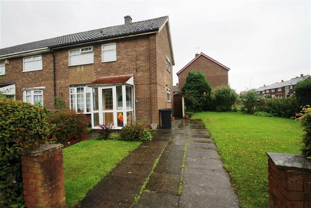 2 Bedrooms End Of Terrace House for sale in Tabley Road, Handforth