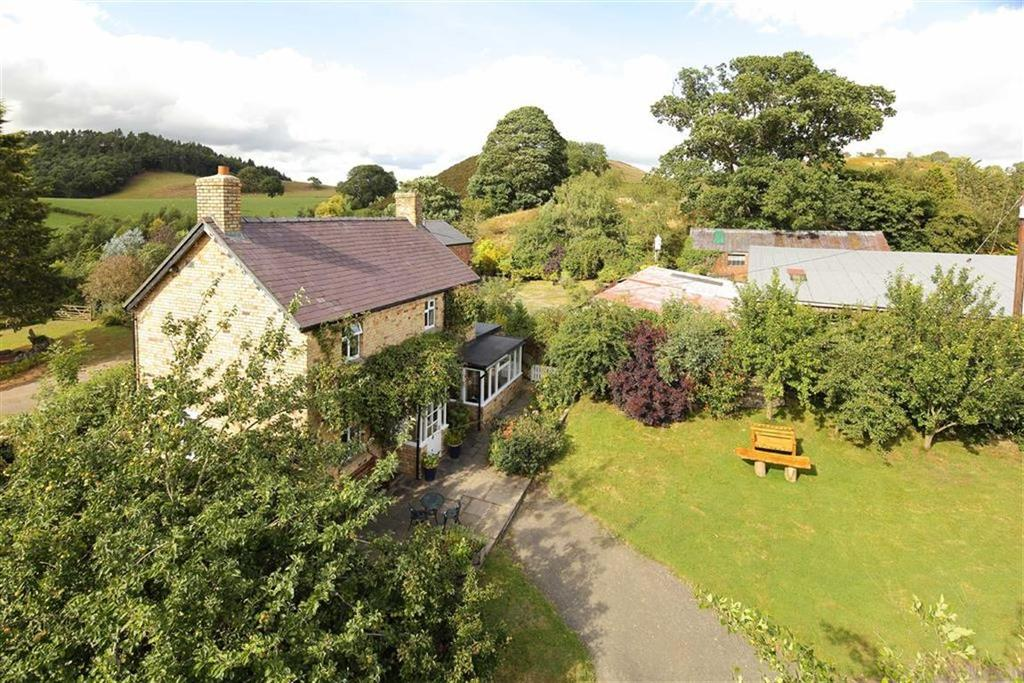 3 Bedrooms Country House Character Property for sale in Llanfechain, Powys, SY22
