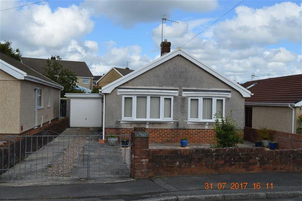 3 Bedrooms Detached Bungalow for sale in Wellfield Close, Swansea, SA4