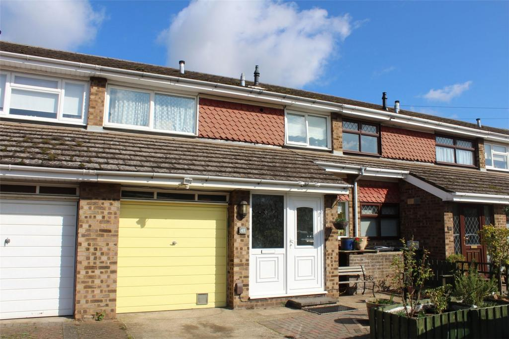 3 Bedrooms Terraced House for sale in Biggleswade, Bedfordshire
