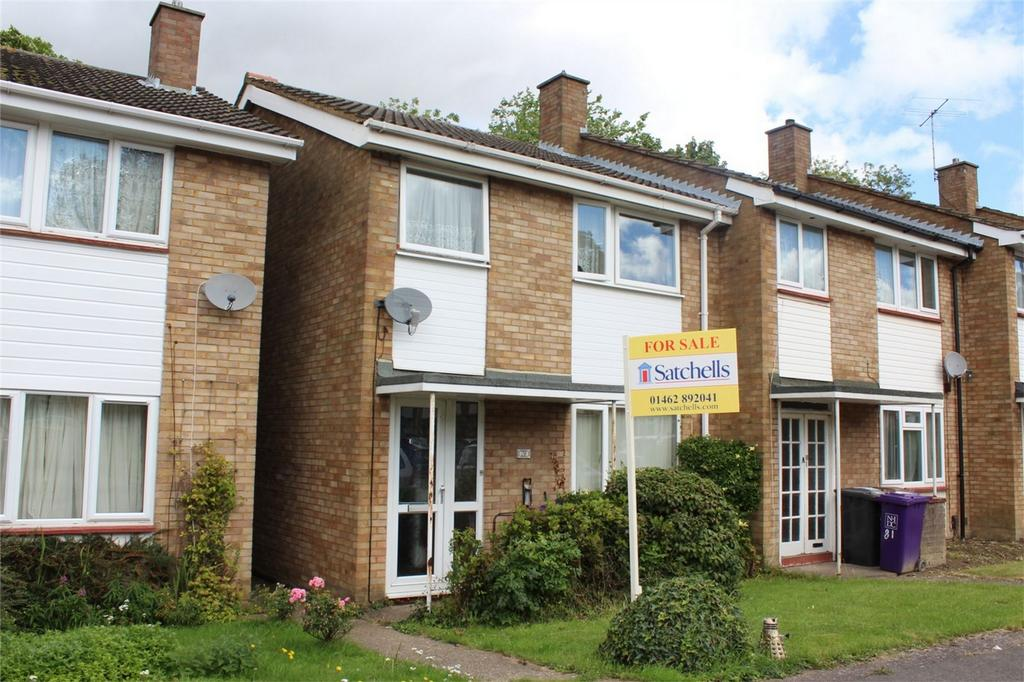 3 Bedrooms End Of Terrace House for sale in Hillcrest, Baldock, Hertfordshire