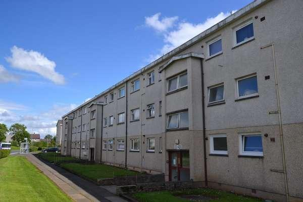 2 Bedrooms Flat for sale in 33 Bunbury Terrace, Westwood, East Kilbride, G75 8HP