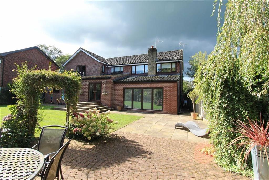 6 Bedrooms Detached House for sale in Wilton Crescent, Alderley Edge