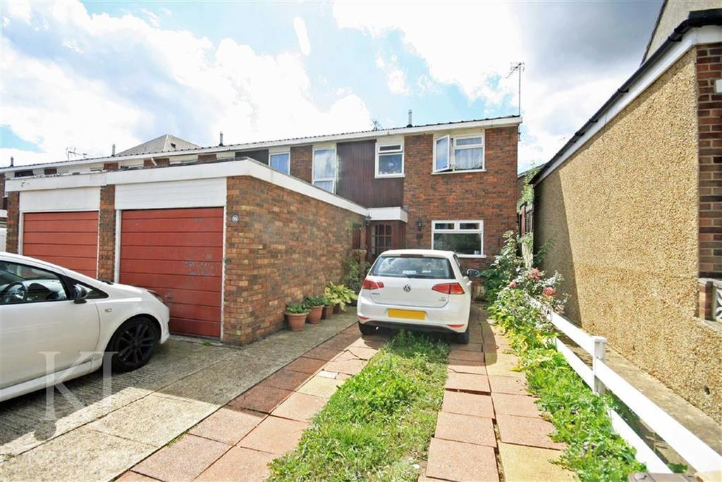 3 Bedrooms End Of Terrace House for sale in Brookfield Lane, Cheshunt