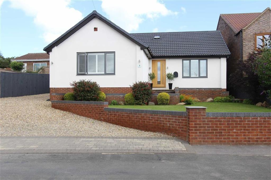 4 Bedrooms Detached Bungalow for sale in Spring Lane, Bempton, East Yorkshire, YO15
