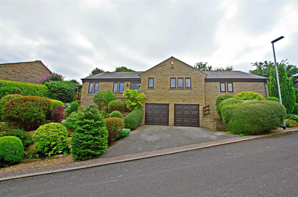 5 Bedrooms Detached House for sale in Shibden Hall Croft, Halifax