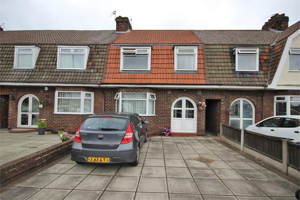 3 Bedrooms Terraced House for sale in Prescot Road, WIDNES, Cheshire