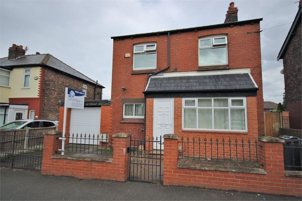 3 Bedrooms Detached House for sale in Peel House Lane, WIDNES, Cheshire