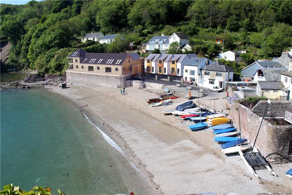 3 Bedrooms Flat for sale in The Bay Apartments, Cawsand, Torpoint, Cornwall, PL10