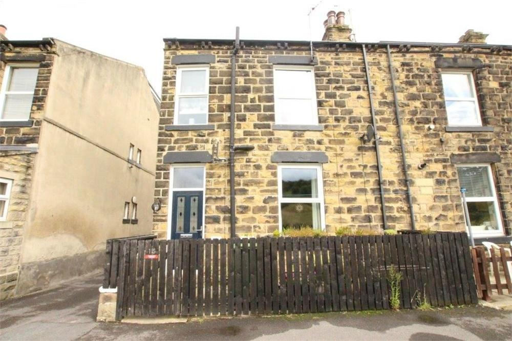 1 Bedroom End Of Terrace House for sale in Park Street, Birstall, BATLEY, West Yorkshire