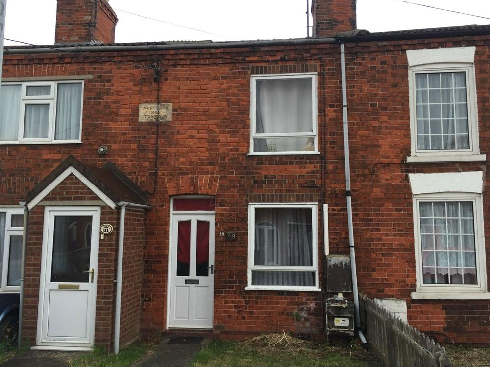 2 Bedrooms Terraced House for sale in Church Road, Boston, Lincolnshire