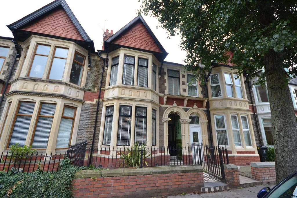 5 Bedrooms Terraced House for sale in Kimberley Road, Penylan, Cardiff, CF23
