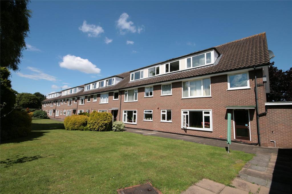 2 Bedrooms Flat for sale in Ockbrook Court, Williamson Street, LN1