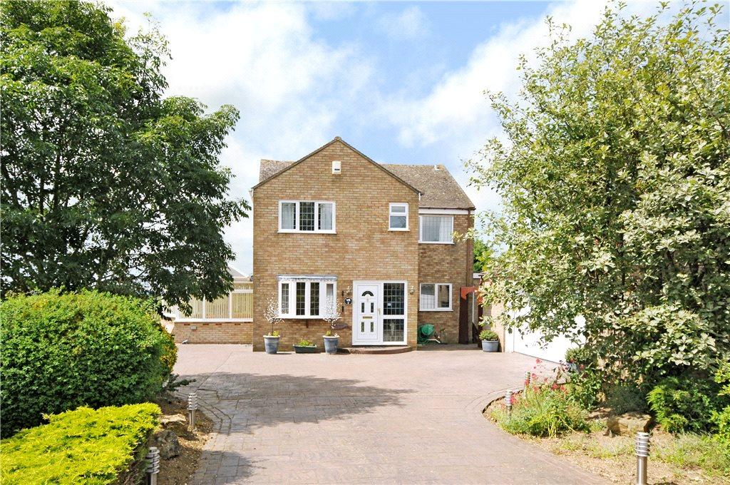 5 Bedrooms Detached House for sale in Castlethorpe Road, Hanslope, Milton Keynes, Buckinghamshire