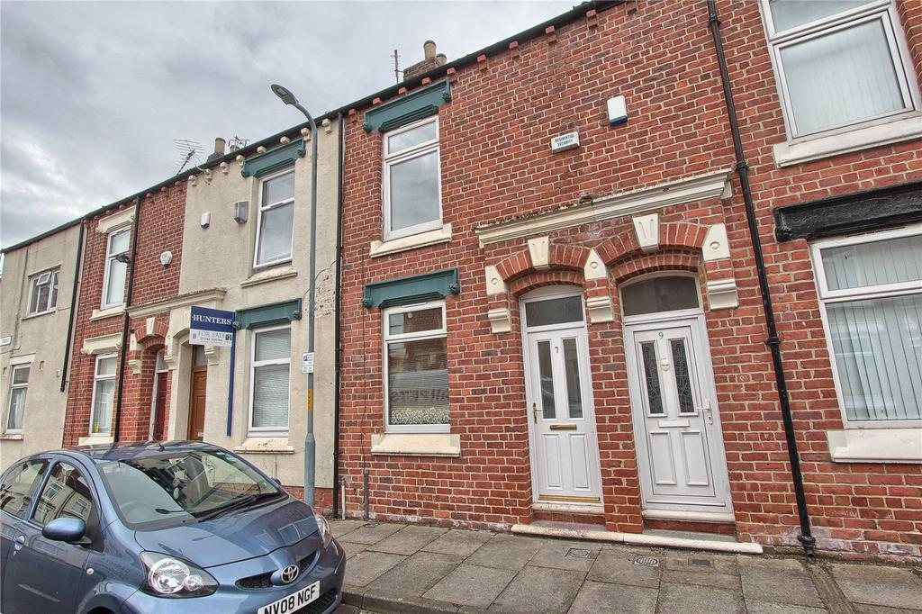 2 Bedrooms Terraced House for sale in Teak Street, Middlesbrough
