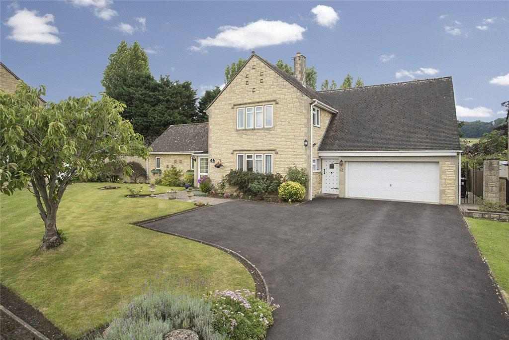 4 Bedrooms Detached House for sale in Lifford Gardens, Broadway, Worcestershire, WR12