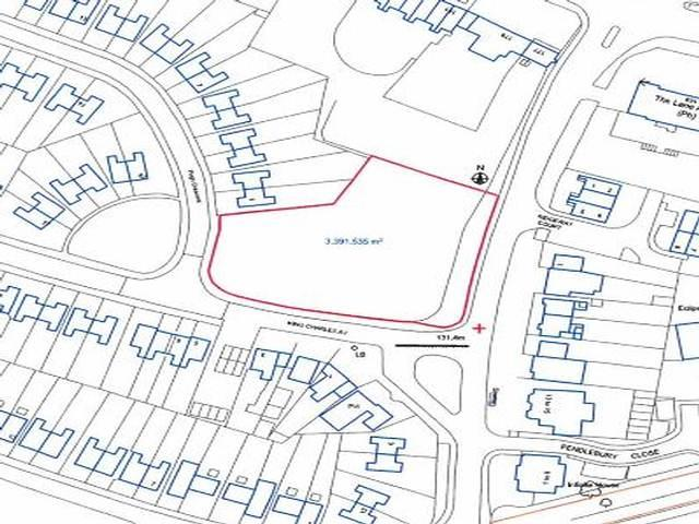 Plot Commercial for sale in King Charles Avenue,Walsall,West Midlands