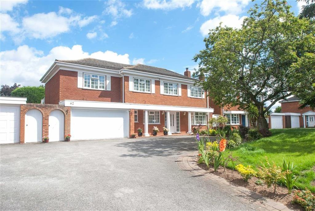 4 Bedrooms Detached House for sale in Church Street, Whittington, Staffordshire