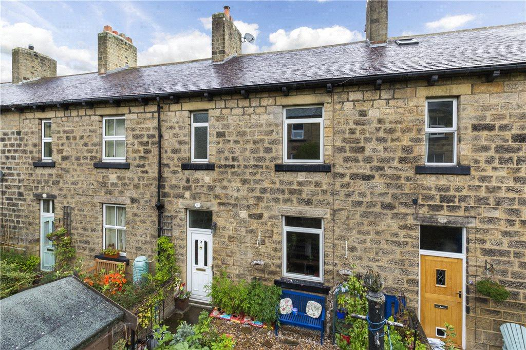 4 Bedrooms Terraced House for sale in Park Row, Burley in Wharfedale, Ilkley, West Yorkshire