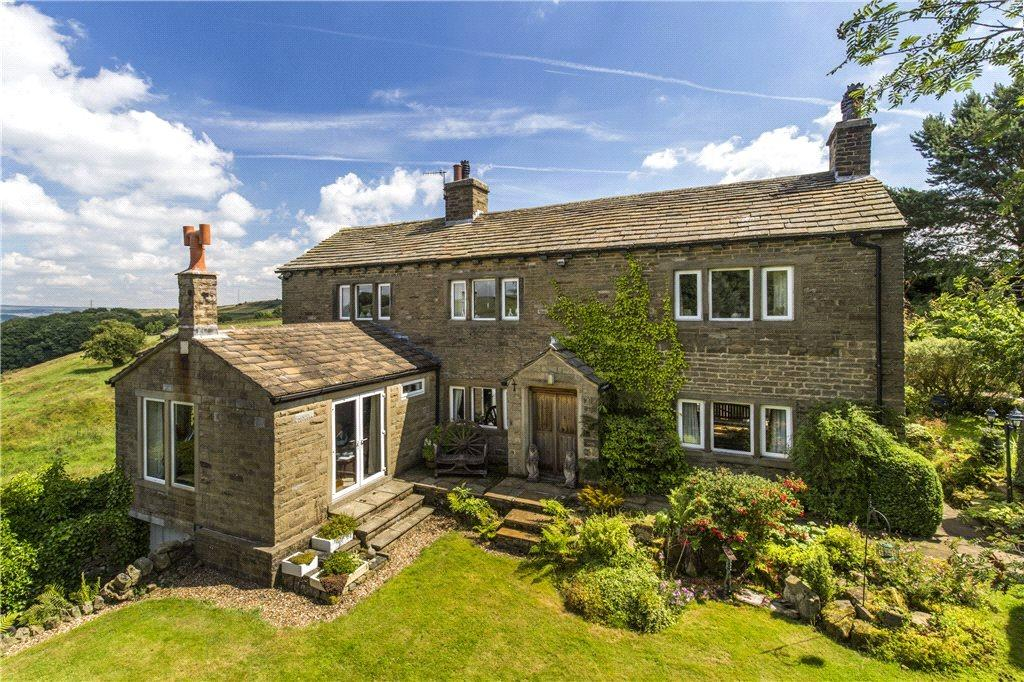 4 Bedrooms Unique Property for sale in Glen House, Whalley Lane, Bradford