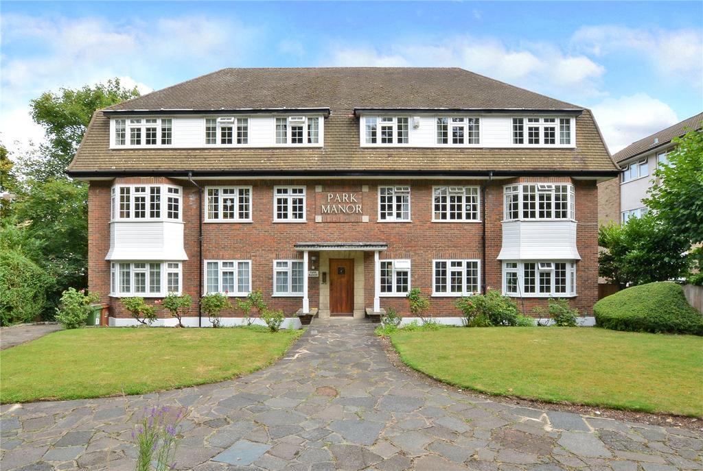 2 Bedrooms Flat for sale in Park Manor, Christchurch Park, Sutton, SM2