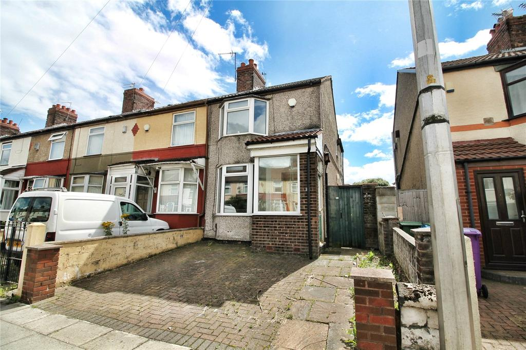 2 Bedrooms End Of Terrace House for sale in Pirrie Road, Walton, Liverpool, L9