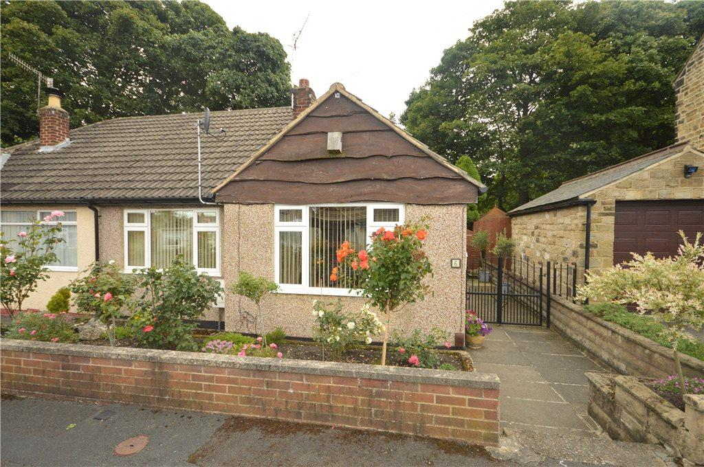 2 Bedrooms Semi Detached Bungalow for sale in Salisbury Street, Rawdon, Leeds
