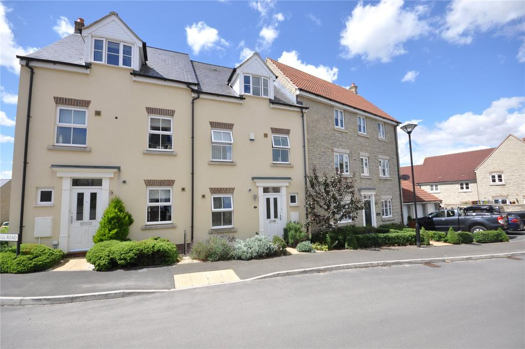 3 Bedrooms Terraced House for sale in Purcell Road, Swindon, Wiltshire, SN25