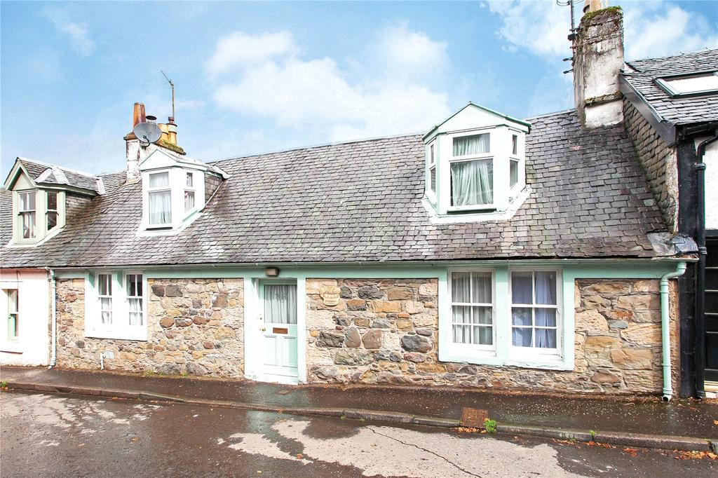 4 Bedrooms Terraced House for sale in Cobble Cottage, Main Street, Dunlop, Kilmarnock, Ayrshire