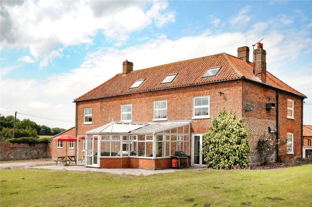 7 Bedrooms Detached House for sale in Oxwick, Fakenham, Norfolk