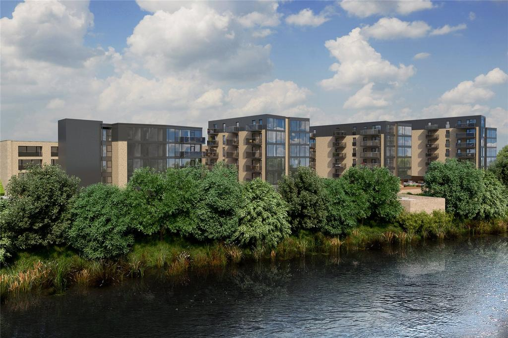2 Bedrooms Flat for sale in Plot 63 - The Botanics, Glasgow, G12
