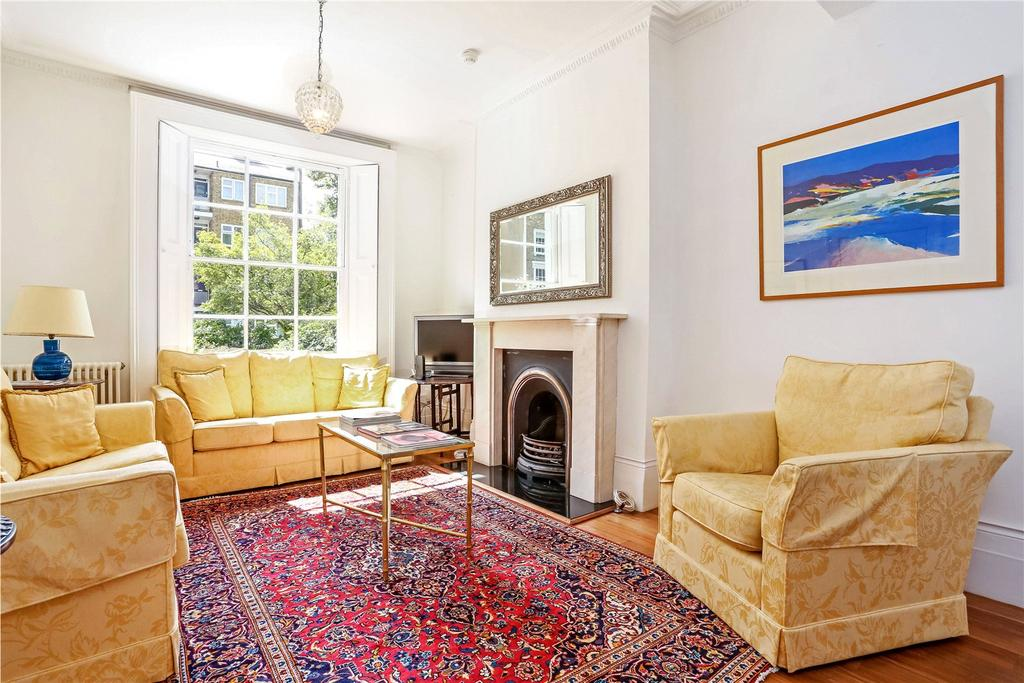 5 Bedrooms Terraced House for sale in Albert Street, Camden, London, NW1