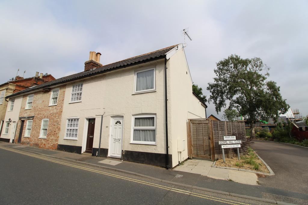2 Bedrooms End Of Terrace House for sale in Wickham Market, Suffolk