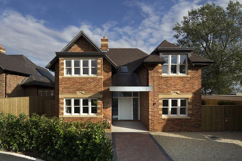 5 Bedrooms Detached House for sale in Vale View, Cumnor Hill, Oxford, OX2