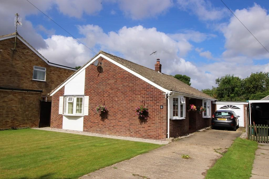 3 Bedrooms Detached Bungalow for sale in Wimpole Road, Great Eversden