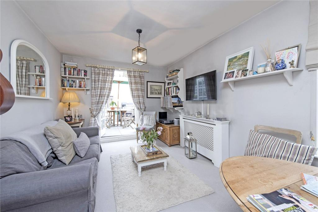 2 Bedrooms Flat for sale in Robertson Street, London, SW8